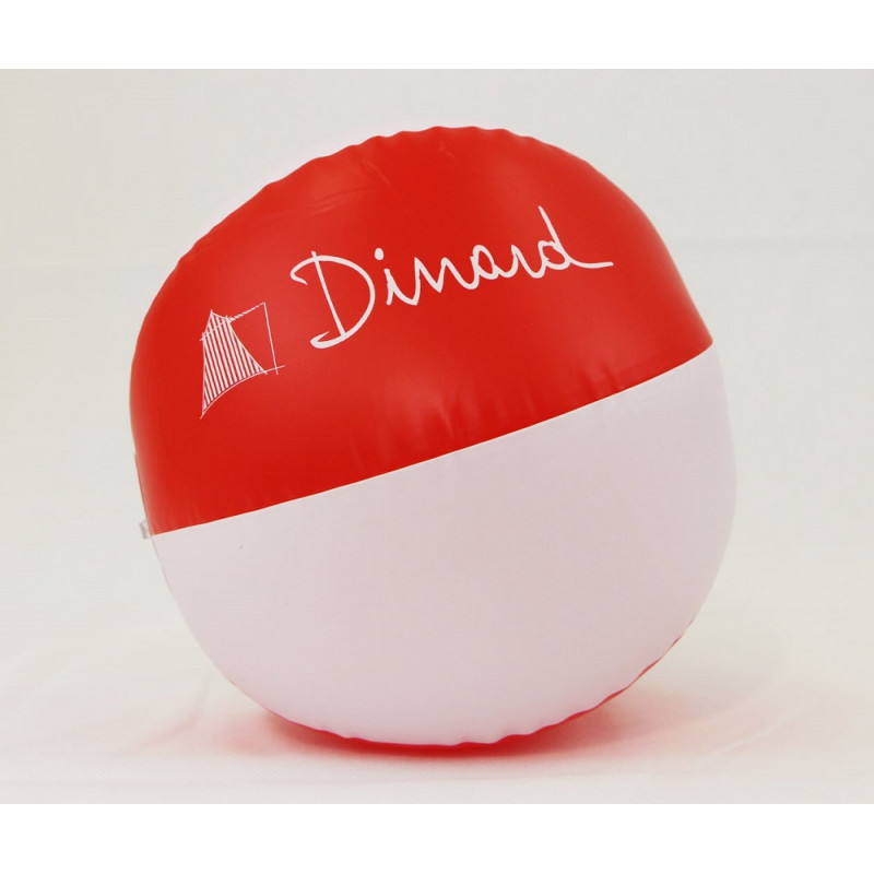 "BALLON  GONFLABLE ""DINARD"" ROUGE"