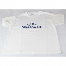 "TEE-SHIRT BLANC ""LITTLE..."