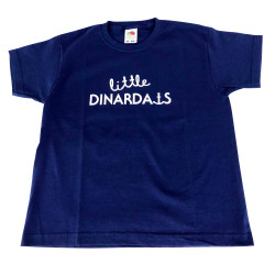 "TEE-SHIRT BLEU NAVY ""LITTLE..."